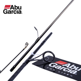 Wholesale Abu Garcia Spinning Rods - Wholesale-100% Original Abu Garcia Brand 1.98M Carbon Fishing Spinning Rod four sections Bait Casting Fishing Pole Lure Rod Stick