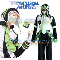 Wholesale Dramatical Murder Cosplay Costume - Wholesale-free shipping Dramatical Murder Noiz Cosplay Costume customized according to your specific size