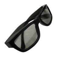 Wholesale Real D 3d Glasses - Wholesale-5pcs lot 2015 new Soft legs TAC len Circular Polarized Glasses for Real D Master Image passive 3D 4D TV Free Shipping
