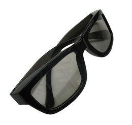Wholesale Master Legs - Wholesale-5pcs lot 2015 new Soft legs TAC len Circular Polarized Glasses for Real D Master Image passive 3D 4D TV Free Shipping