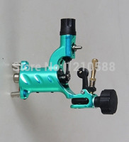 Wholesale New Pro Shader Liner - Wholesale-New Pro Rotary Tattoo Machine Gun Dragonfly V3 With RCA Tattoo Machines Shader And Liner Hot Sale Red color