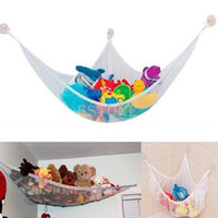 "Wholesale Toy Net Hammock - Wholesale-U95""Hanging Toy Hammock Net to Organize Stuffed Animals Dolls New free shipping"