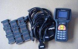 2019 lettore chiave bmw Programmatore chiave T300 V9.2 Codice T Codice lettore auto con 7 cavi 9 Adattatori Strumento scanner per auto lettore chiave bmw economici