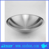 Acier-inoxydable gros Saladier Mixing Bowl Factory Direct