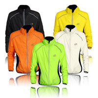 Wholesale wind tour - Wholesale-WOLFBIKE Tour de France Bicycle Cycling Jersey Men Riding Breathable Jacket Cycle Clothing Bike Long Sleeve Winter Wind Coat