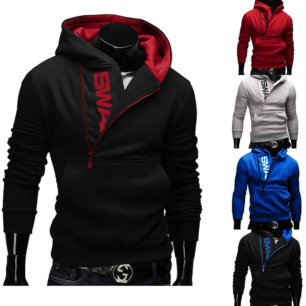 2017 Wholesale New Style Korean Swag Hip Hop Zip Up Hoody ...