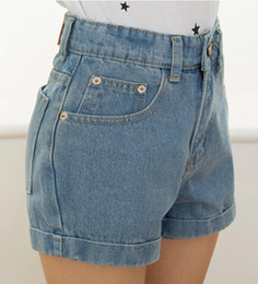 Cheap High Waist Denim Shorts Online | Cheap High Waist Denim ...