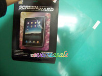 Wholesale Ipad3 Screen Protector Retail - With retail package Top Clear Transparent LCD Screen protector film protective Guard Protection for Apple Ipad 2 3 4 2nd 3rd 4th 30pcs