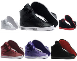 Wholesale Justin Bieber Hot - Wholesale-HOT! Men high top sneakers justin bieber hip hop shoes mens casual trainers men's sport shoes