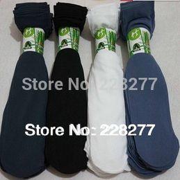 Wholesale Men Socks Black Nylon - Wholesale-Free Shipping 200pcs=100 pairs Men's Socks,thin for summer spring, man soks sox,cheap,silk stocking