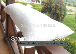 Wholesale Very Cool - Wholesale-50X150cm Hugging Pillow Inner Body PP Cotton filler very soft Anime Dakimakura Pillows Core pillow interior cushion filling
