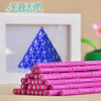 Wholesale Toy Spare Parts - Wholesale-Hot Sale Free Shipping Juguetes educations Hibiscus angel magnetic stick child magnet sex baby toy straight rod spare parts
