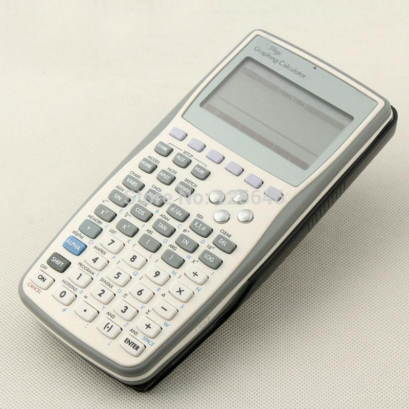 Wholesale-free shipping New original graphics calculator for HP 39gs  Graphics calculadora teach SAT/AP test for hp39gs