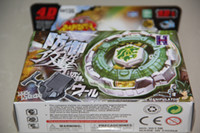 Wholesale 4d Beyblade For Sale - Wholesale-1pcs Beyblade Metal Fusion Beyblade Fang Leone BB-106 (B147) Metal Fury 4D beyblades for sale M088