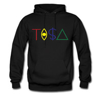 Wholesale Newest Brand Hoody - Wholesale-Free Shipping Newest Mens tisa Hoodies   Hoody Brand Casual Hoodies for Boy Fleeces