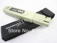 Wholesale Digital Tds Meter Tester Filter - Wholesale-100pcs lot Digital TDS Meter Tester Filter ec meter Water Quality Purity tester free shipping by DHL