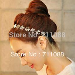 Wholesale Wholesale Cutout Ribbon - Wholesale-Accessories hair accessory hair accessory cutout rose hair maker ribbon female