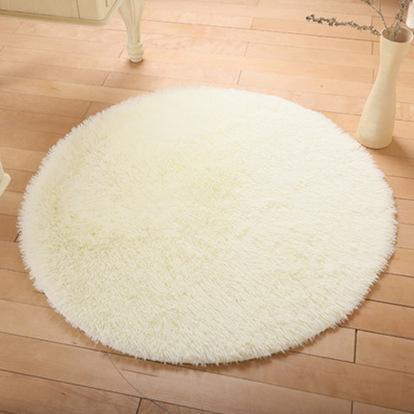 wholesale 60 60cm round rugs wholesale chair mat for carpet chair