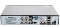 grabador de video en tiempo real al por mayor-Al por mayor-H.264 4 canales de vigilancia de cámara de seguridad cctv DVR sistema completo D1 grabadora de vídeo digital de red en tiempo real