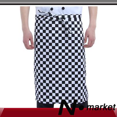 hot sale free shipping chef apron fashion cotton kitchen apron for men apron cooking - Cooking Aprons