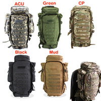 Wholesale-Military USMC Army Tactical Molle Randonnée Hunting Camping Rifle Backpack Bag