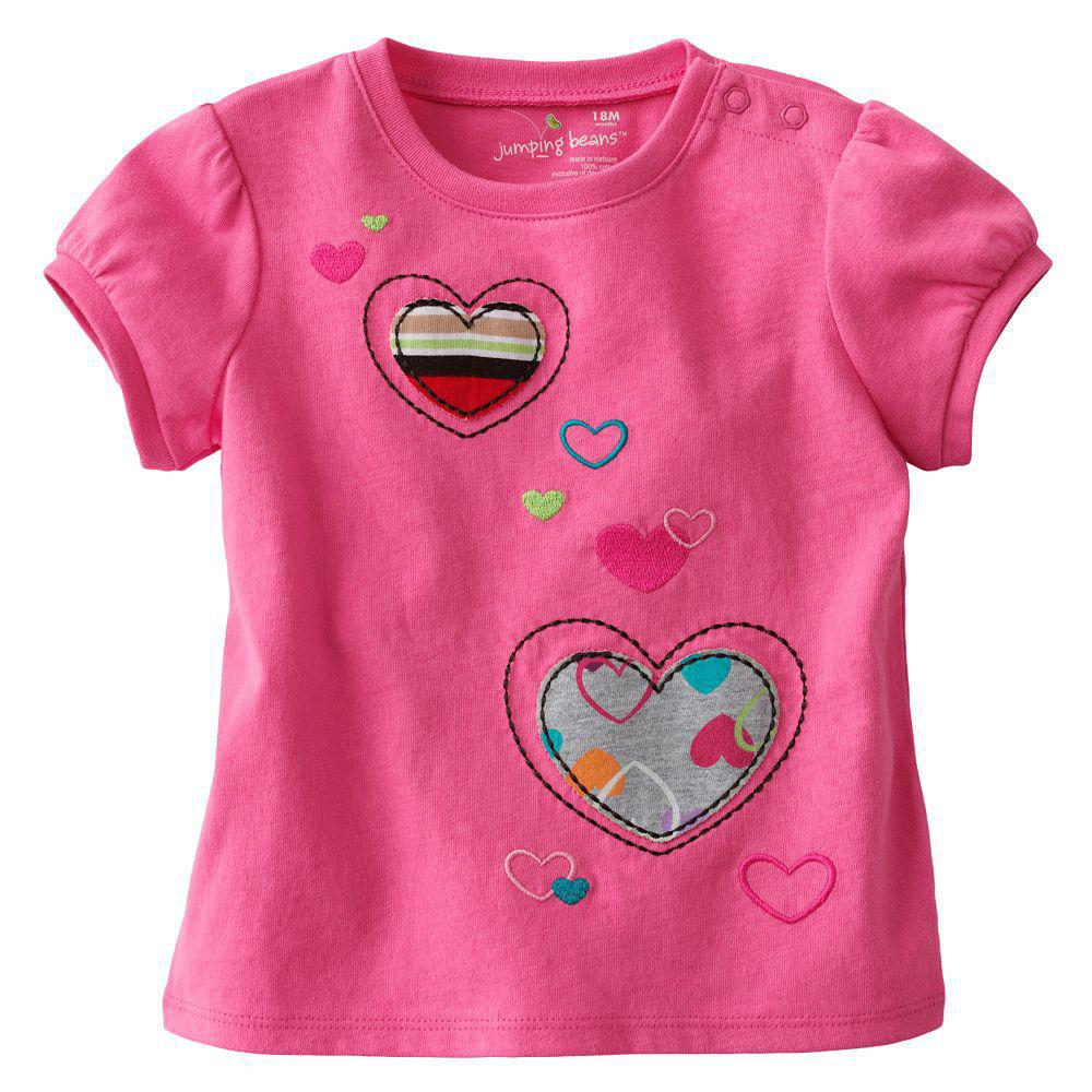 Girls' Shirts and T-Shirts at Macy's come in a variety of styles and sizes. Shop Girls' Shirts and T-Shirts at Macy's and find the latest styles for you little one today.