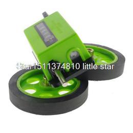 medidor de luz sonora Desconto Contador mecânico do contador da roda de rolamento do contador do medidor