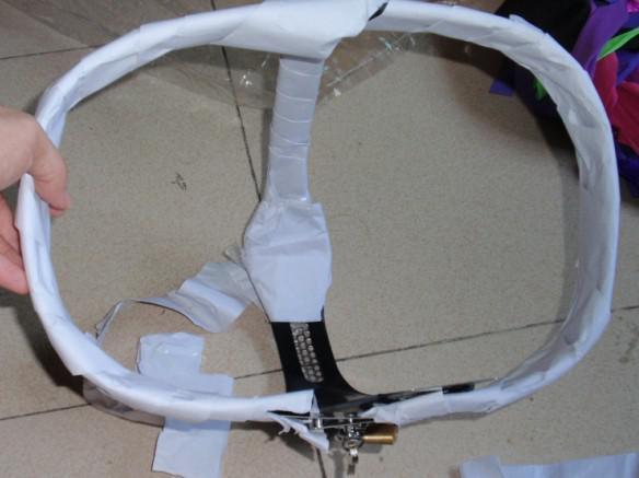 Modell-T Stainless Steel Kvinna Justerbart Premium Chastity Belt med ett låsskydd Avtagbart