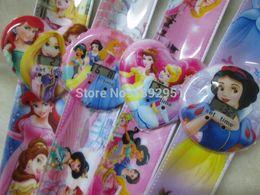 Wholesale Wholesale Boy Watches - Wholesale-Free Shipping! Cartoon princess slap watch Children Kids Girls Boys Students watch 20pcs