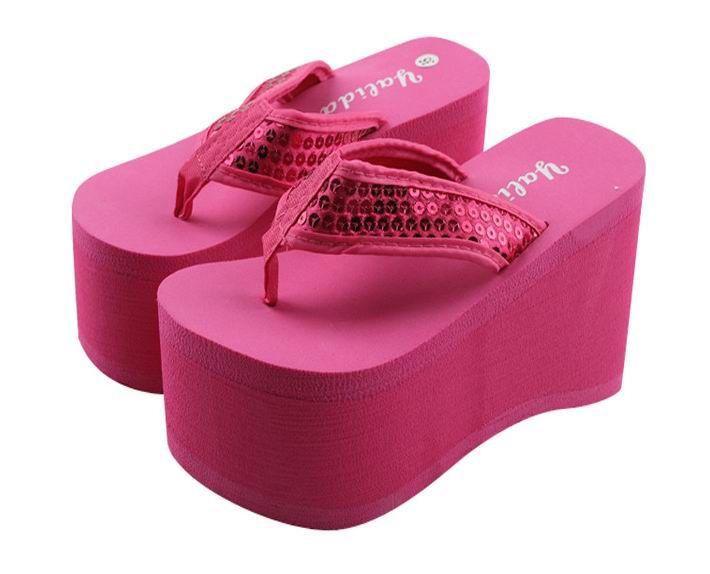 Wholesale Ultra High Heels Sandals Foam