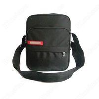 Wholesale Men Portfolio Shoulder Bag - Wholesale-Free Shipping Mens Cross Body Messenger Shoulder Bag Handbag Purse Briefcase Portfolio 840D Shoulderbag 000B