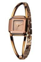 Wholesale Eyki Women - Wholesale-Newest EYKI Kimio Brand name Bracelet Watches Women Fashion Luxury Style Free Shipping