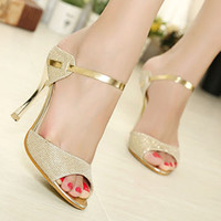 Wholesale- New Arrival Hot- selling Summer Peep Toe Sweet Fash...