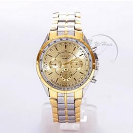Wholesale Rosra Watches Gold - Wholesale-2015 new fashion watch brand quartz watch ROSRA gold-plated watches men quartz men's business