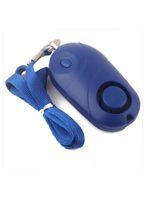 Wholesale Guard Security Wholesale - Wholesale-1Pcs lot New Personal Portable Guard Safety Security Alarm Light 03 #3419