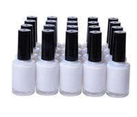 Wholesale Transfer Foils Nail Adhesive - Wholesale-10Pcs lot 15ml Glue Pro Nail Art Glue for Foil Sticker Nail Transfer Tips Adhesive