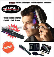 Wholesale Power Grow Combs - Wholesale-Free shipping!!! Hot Sell ! POWER GROW COMB  PERSONAL HAIR