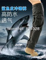 Wholesale Acu Trousers - Wholesale-TAD V 4.0 Men Outdoor Hunting Camping Waterproof pants trousers Black Green Desert Brown ACU   CP S-XXXL