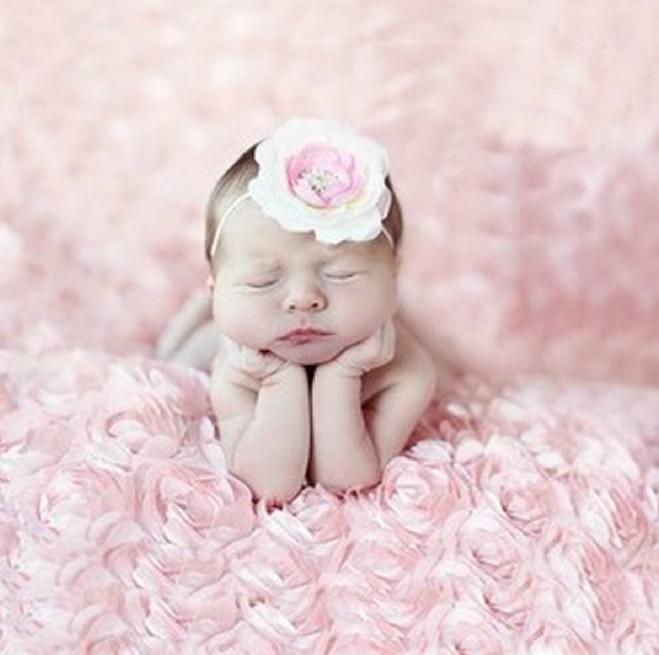 2018 wholesale 130cm x 150cm baby photography background blankets rose newborn photography backdrop props baby photo studio shooting blanket from yaroslaval