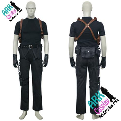 Wholesale Resident Evil Costumes Resident Evil 4 Leon S Kennedy Cosplay Costume Kakashi Cosplay Costume Hatsune Miku Cosplay Costume From Karel