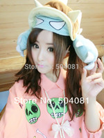 Wholesale Lol Rammus - Wholesale-FREE shipping Good Quality retail LOL Rammus Cosplay Warm anime game children hats PLUSH men women cap Novelty Toy