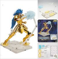 Wholesale Batman Display - Wholesale-Free shipping Saint Seiya Myth Cloth White Display Stands,EX dedicated stent platform with special effects show pieces