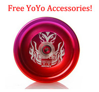 Wholesale Blazing Teens Yoyo - Wholesale-Free YoYo Accessories! Cheap Edition Auldey Blazing Teens 4 YoYo Star Fox Yofantoy YoYo Free Shipping wholesale yo-yos