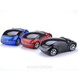 Wholesale Souris Mini - Wholesale-USB 2.4GHz Sans Fil Optique Voiture Souris Wireless Car Mouse For PC Laptop Free Shipping