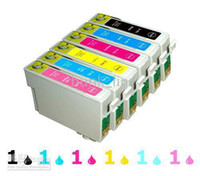Wholesale 6 pk non oem ink for epson Artisan T0981 t N