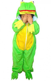 Wholesale Country Clothes Wholesale - Wholesale-Free shipping by EMS to some of countries,10pcs lot ,Children animal clothing,COSPLAY costume, high quality,approx.0.35kg pc