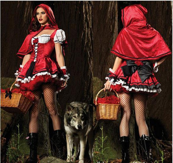 See larger image - Wholesale Women Sexy Halloween Costumes Fancy Cosplay Dresses