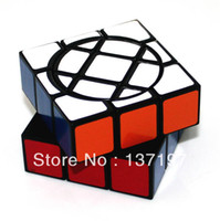 Wholesale Cheap Puzzle Cubes - Wholesale-Diansheng 2x3x3 Magic Cube 2x3 Puzzle Spring Speed Twist Toy Cheap Bulk Christmas Gifts