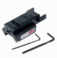 Wholesale Glock 32 - Wholesale-free shipping Red Dot sight Red Laser Pistol Glock 17 19 20 21 22 23 30 31 32 weaver picatinny rail 20mm