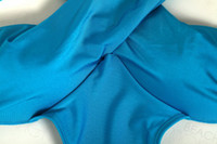 Wholesale Ladies Monokinis - Wholesale-Free Shipping 2015 New Fashion Ladies Swimsuit One Piece Swimwear Cut Out Bandage Monokinis 1414